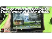 MWC 2011 : Les Asus EeePAD Transformer et Slider sous Android