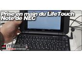 MWC 2011 : Prise en main du NEC LifeTouch Android sous Tegra 2