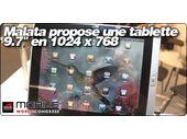 Malata propose une tablette Android 9.7