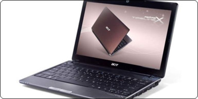 Le Acer TimelineX 1830T 11.6? sous core i3-380UM à nouveau 399€