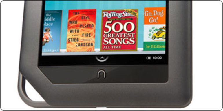 La NookColor de Barnes & Nobles à 199€ chez Qoqa