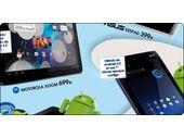 Le prix des tablettes Espagnoles annoncées par The Phone House.