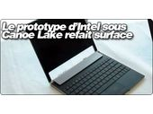 Le prototype d'Intel sous Canoe Lake refait surface