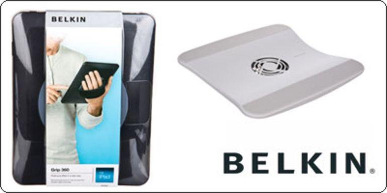 Plein d'accessoires netbooks et iPad signés Belkin sur Ventes-privées