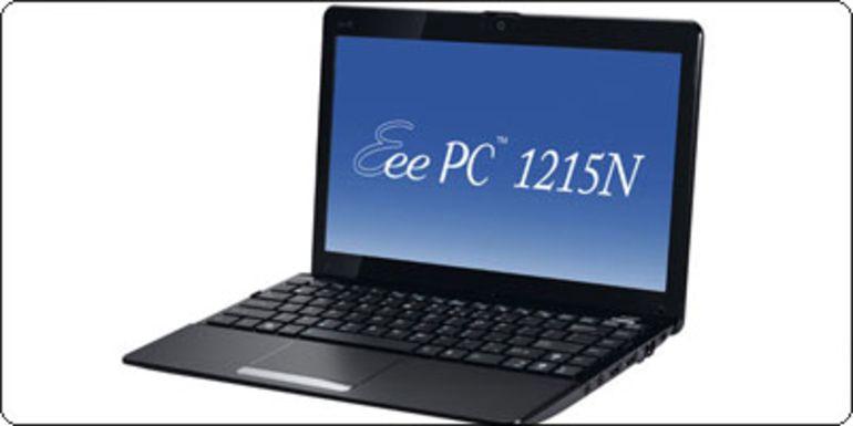 Le EeePC 1215N sous Atom D510 et Nvidia ION Next Gen à 449.94€