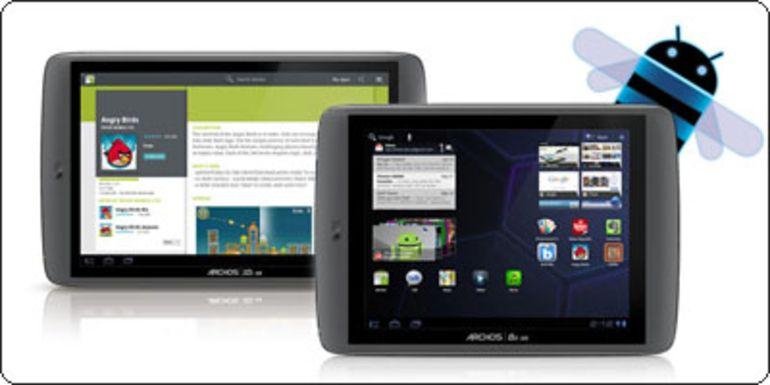 L'Archos 101 G9 apparaît à la Fnac à 299.90€ : Bon plan pour le bon d'achat Touchpad