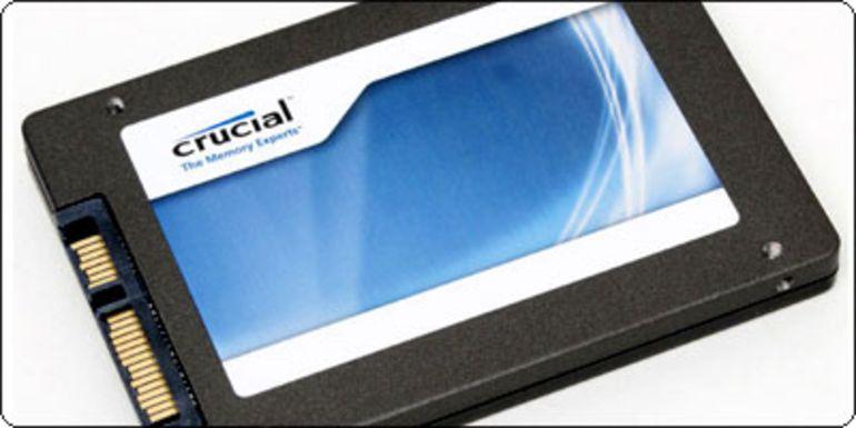 Un SSD Crucial M4 128Go à 169.95€ au lieu de 199.95€ chez LDLC