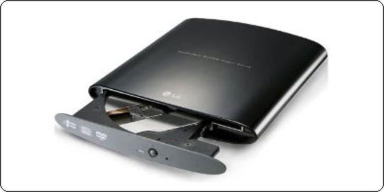 SOLDES : Un graveur DVD Slim USB LG à 19.99€