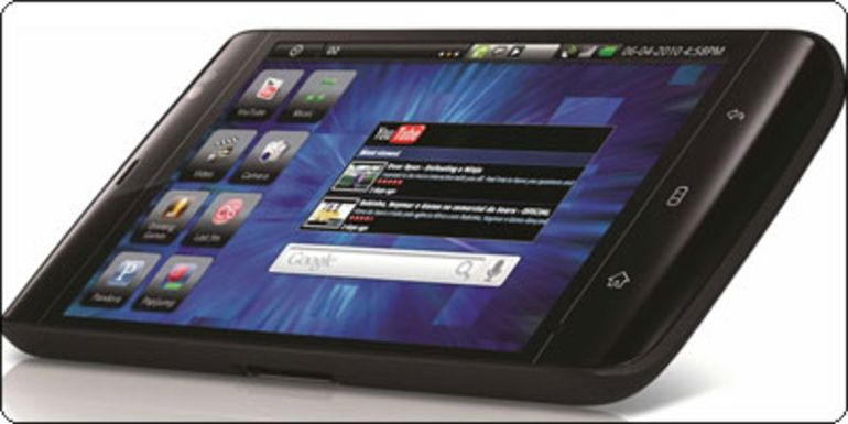 """SOLDES : La tablette Dell Streak 5"""" à 299€"""