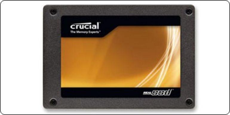 SOLDES : Un SSD Crucial C300 64Go à 79.90€