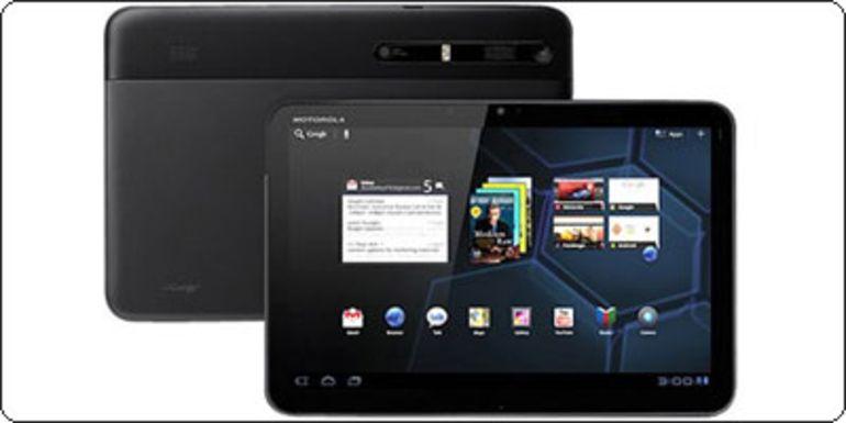 La tablette Motorola Xoom 32Go à 429€ après remboursement !