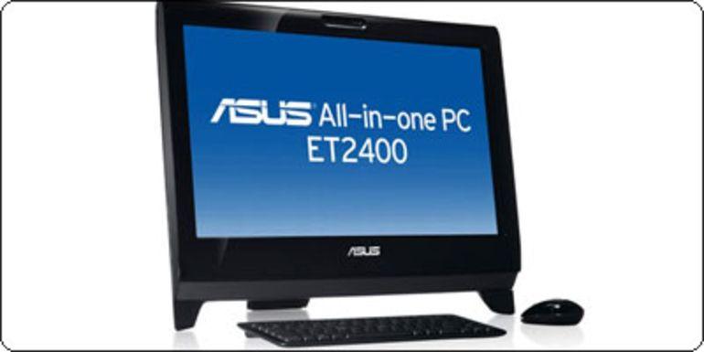 """SOLDES : Le Asus ET2400 23,6"""" TFT Full HD Tactile à 640.12€ à la Fnac"""
