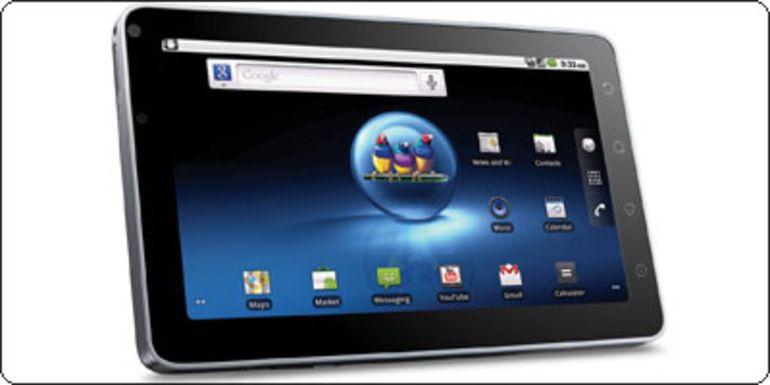 La tablette Viewsonic ViewPad7 3G à 199€, une carte MicroSD 4Go offerte