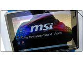 La tablette MSI Wind 110W est désormais en stock à 499€ chez Amazon