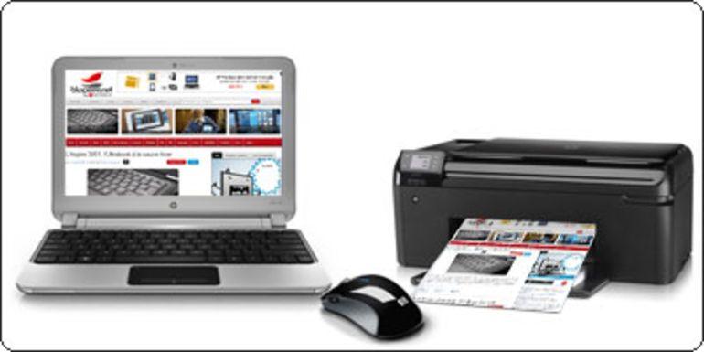 Bon Plan : 1 Netbook HP 3231SF + 1 imprimante Photosmart + 1 Souris pour 305.40€