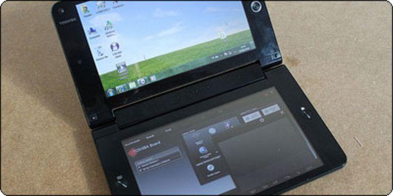 MAJ : Le Toshiba Libretto W100 passe sous les 300€ !!!