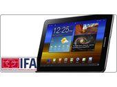 IFA 2011 : La Galaxy Tab 7.7 de Samsung