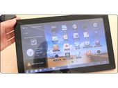 Samsung Series 7 Tablet : Une tablette Windows 7 à technologie Wacom