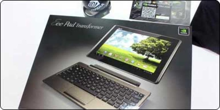 Une EeePAD Transformer 16Go à gagner avec Nvidia France