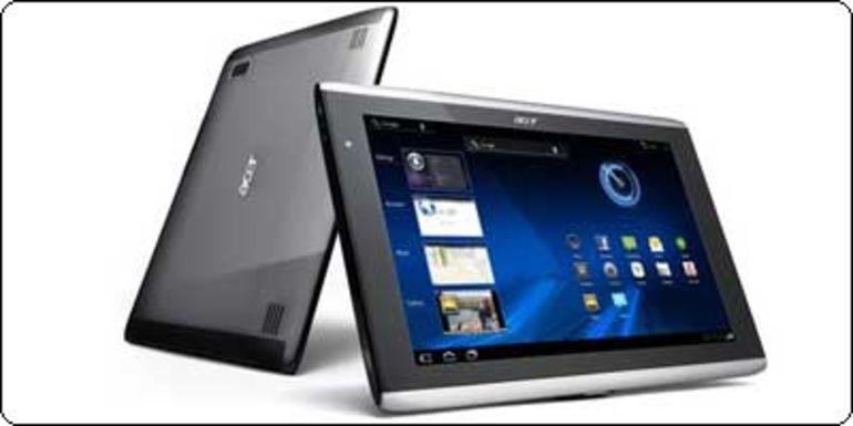 La tablette Acer Iconia Tab A500 16Go à 297€ !
