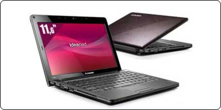 """Soldes : Le Lenovo Ideapad S205 AMD E350 11.6"""" à 331.55€"""