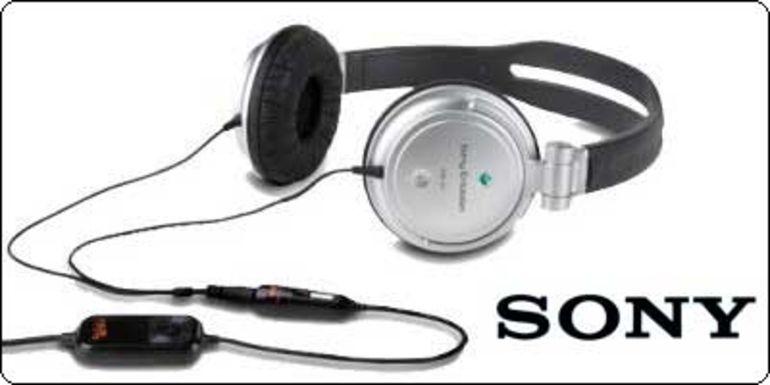 Un casque Sony Ericsson HPM-85 avec fonction Kit Piéton à 0€