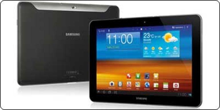 """La Samsung Galaxy Tab 10"""" 16Go à 459.90€ sans frais de port à la FNAC"""