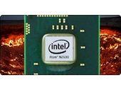 Intel Atom Cedar Trail : Pas de puces avant le second trimestre
