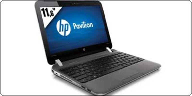 Le HP DM1-4131EF 11.6 pouces AMD E-450 2Go - 320Go à 329€