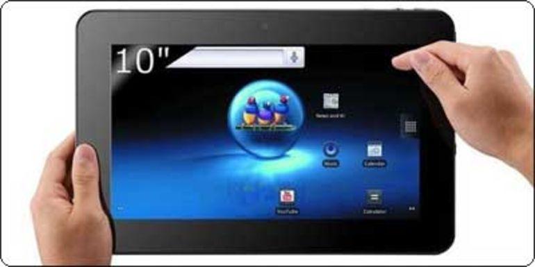 SOLDES : Une tablette Tegra2 10 pouces capacitive ViewSonic à 148.90€
