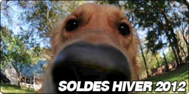 SOLDES HIVER 2012 : C'est parti.