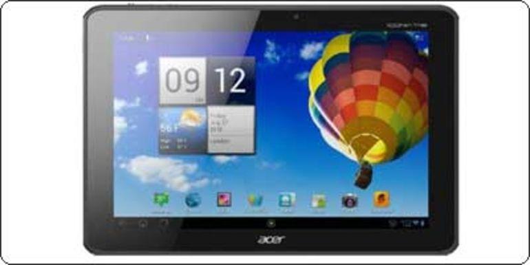 La Acer Iconia Tab A510 Tegra 3 apparait à 399€ chez Pixmania