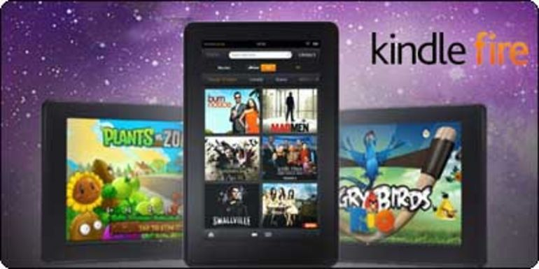 La Kindle Fire d'Amazon à 199.99€ chez Qoqa