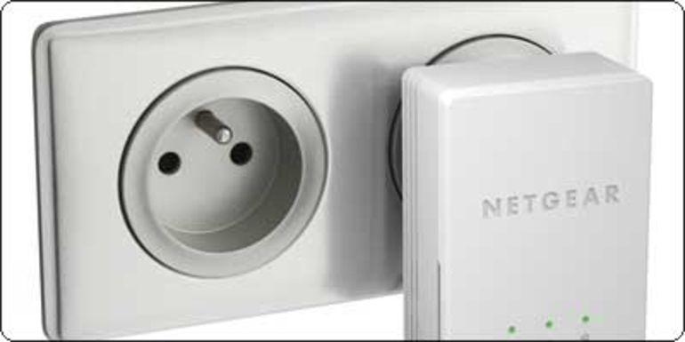 Promo : Un pack de 2 adaptateurs CPL Netgear à 29.90€ chez Amazon