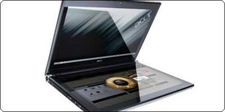 L'Acer Iconia double écran 14 pouces en soldes...