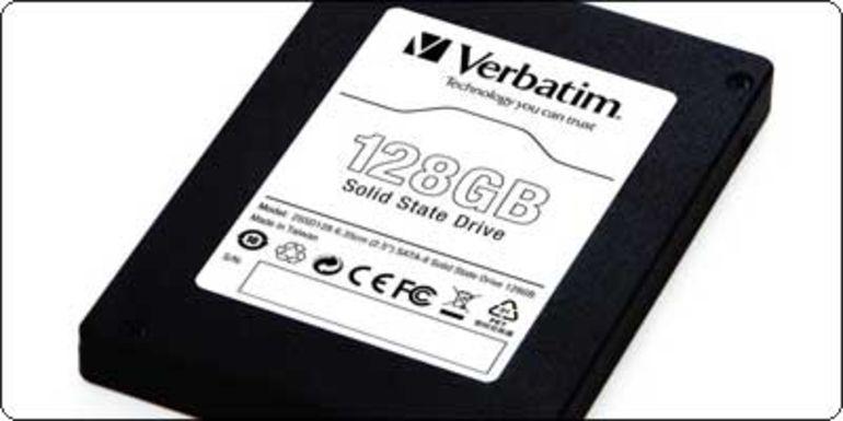 """Un SSD 2.5"""" Verbatim 128Go pour 89.99€"""
