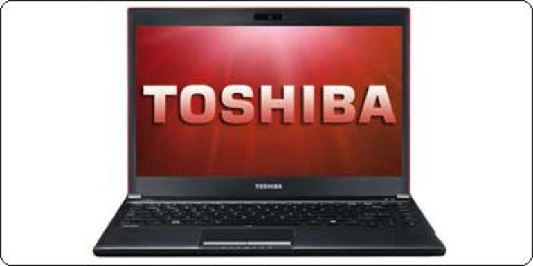 """Le Toshiba R830-1K7 : 13.3"""" / Core i5-2450M / 4Go / 128Go SSD à 699€"""