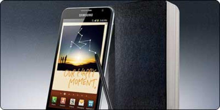 2 000 000 de Samsung Galaxy Note vendus, comment l'acheter 368.90€