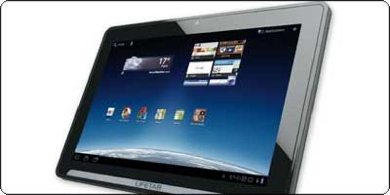 Tablette Medion LifeTab 10 3G 32Go à 399€ avec housse chez Aldi