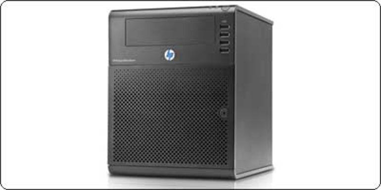 Un Micro serveur HP Proliant 4 emplacements SATA à 239.66€