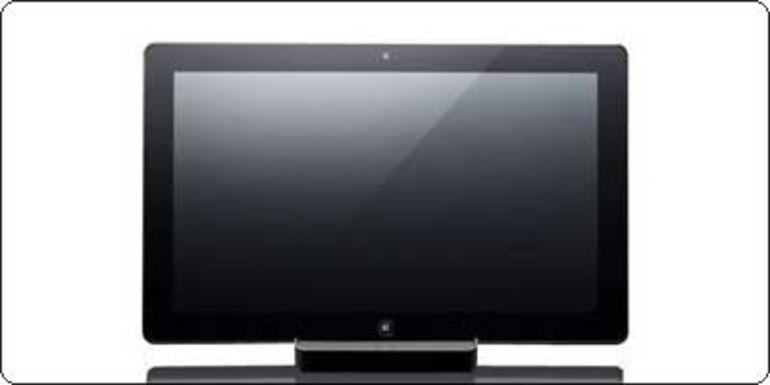 La Samsung Slate PC Serie 7  + clavier + station + stylet à 974€