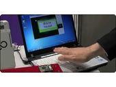 Fujitsu PalmSecure : Une vidéo de la reconnaissance biométrique en action