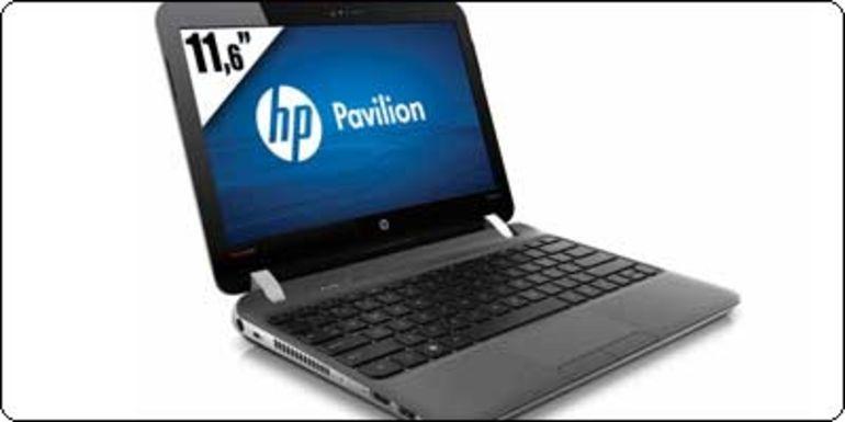 SOLDES : Le HP DM1-4131EF E450 / 2Go / 320Go à 299€