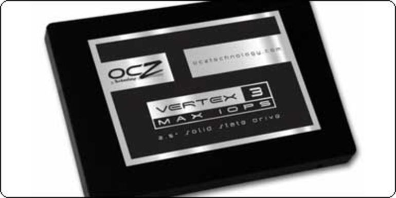 "SOLDES : SSD OCZ 2.5"" Vertex 3 SandForce 60Go à 39.99€"