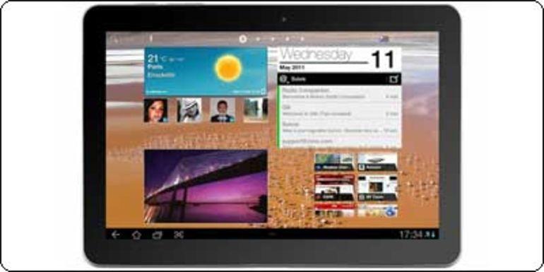 SOLDES : La Galaxy Tab 10.1 16Go Wifi à 279.90€