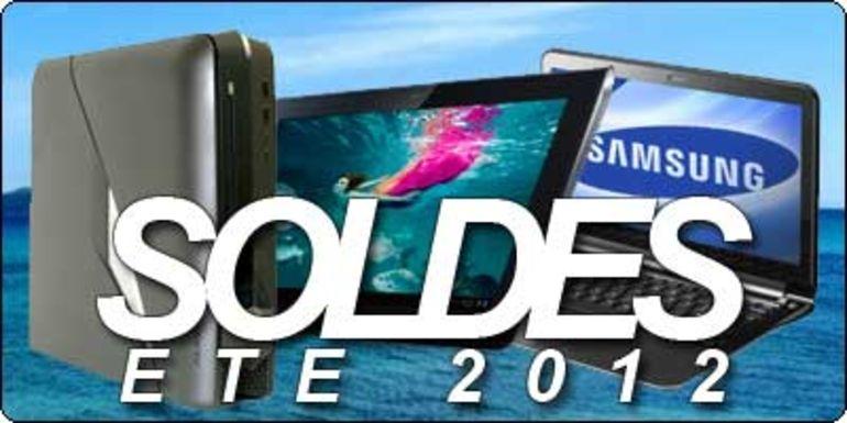 SOLDES ETE 2012 : On plante le décor