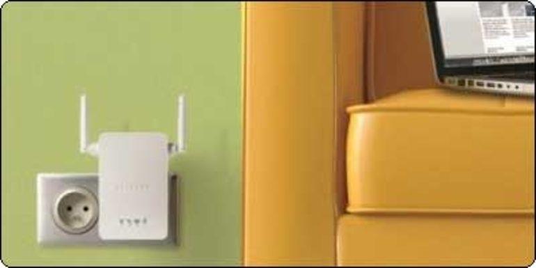 Un répétiteur Wifi N Netgear WN3000RP à 41.99€ chez Amazon