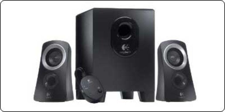 Promo : Un système audio Logitech Z313 2.1 à 22.89€