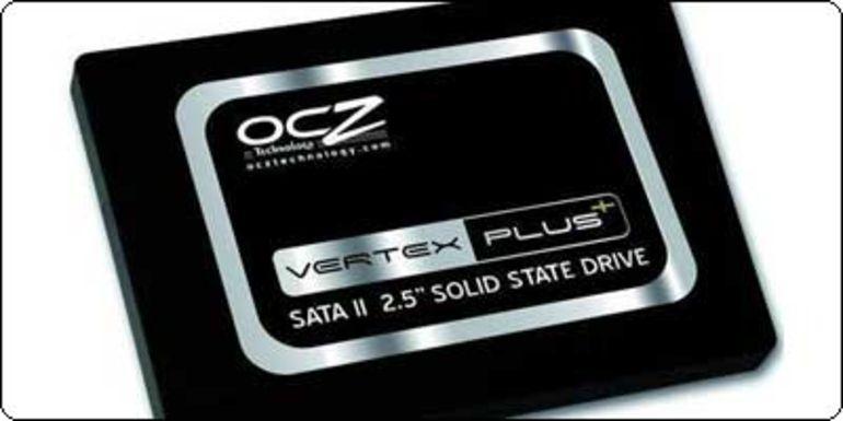PROMO : Un petit SSD OCZ Vertex Plus 60Go à 44.90€