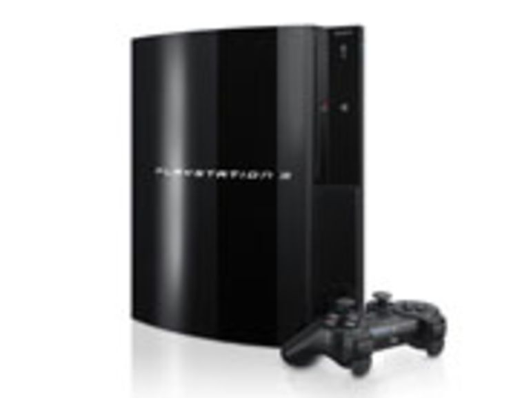 Lancement européen de la Playstation 3 de Sony le 23 mars